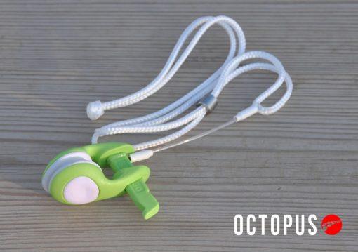 octopus noseclip