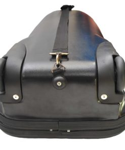 Long fins Hard roller Suitcase